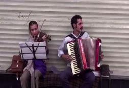 رونمایى از تیزر مستند والسى براى تهران +فیلم
