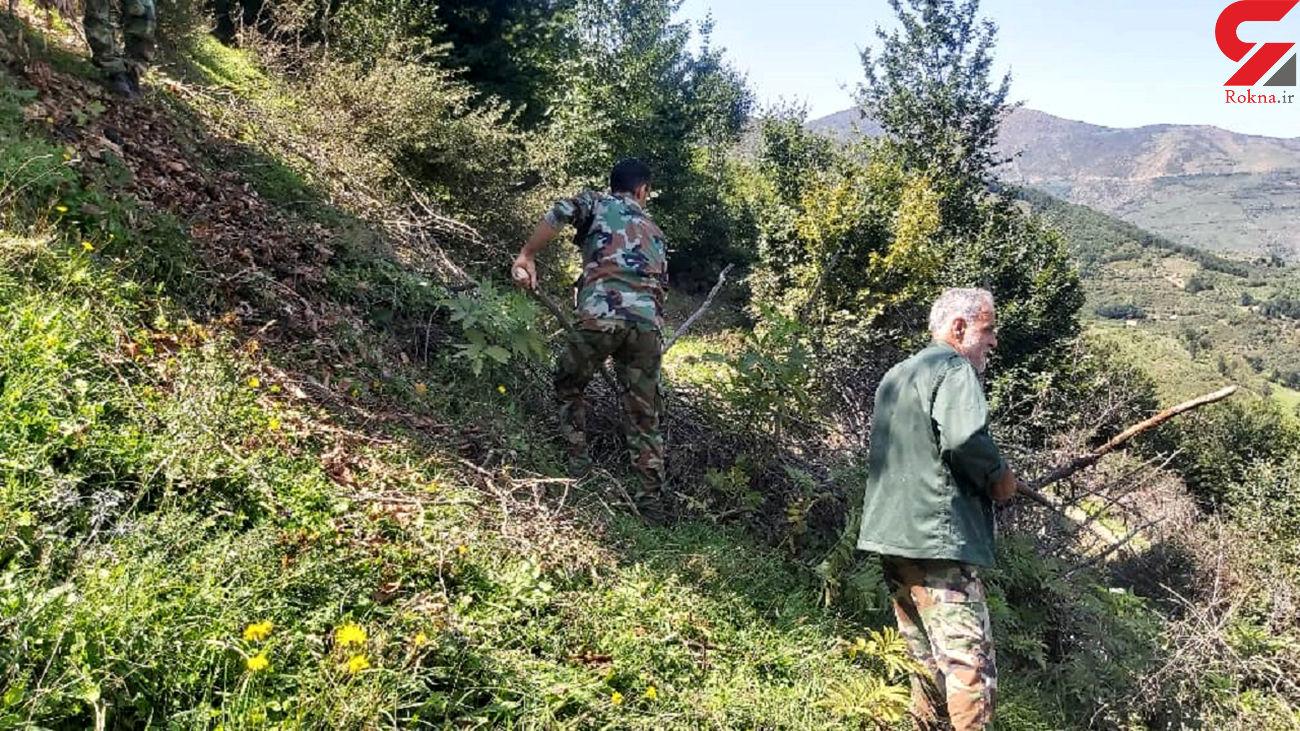 افزایش تغییر کاربری اراضی جنگلی در کهگیلویهوبویراحمد /هر کیسه بلوط سوخته ۳۰۰ هزار تومان