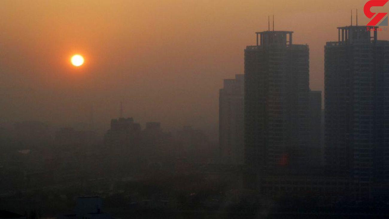 مصطفی قانعی : هوای تهران از گازهای شیمیایی پر شده است