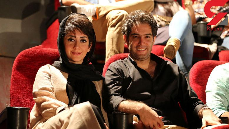 ماجرای ازدواج مجری مشهور ایرانی با رییس شرکتش/ از شیمی درمانی تا اشک شوق هنگام پیشنهاد ازدواج +عکس