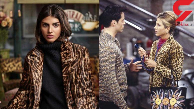 طراحی لباس با الهام از پوشش جنیفر+ عکسها