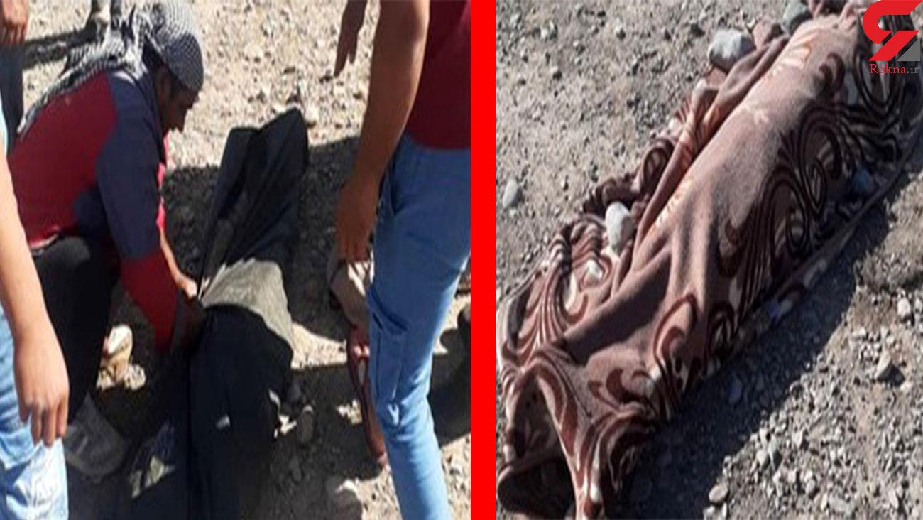 مرگ تلخ 2 جوان در حوضچه های تیغاب پاکدشت + فیلم
