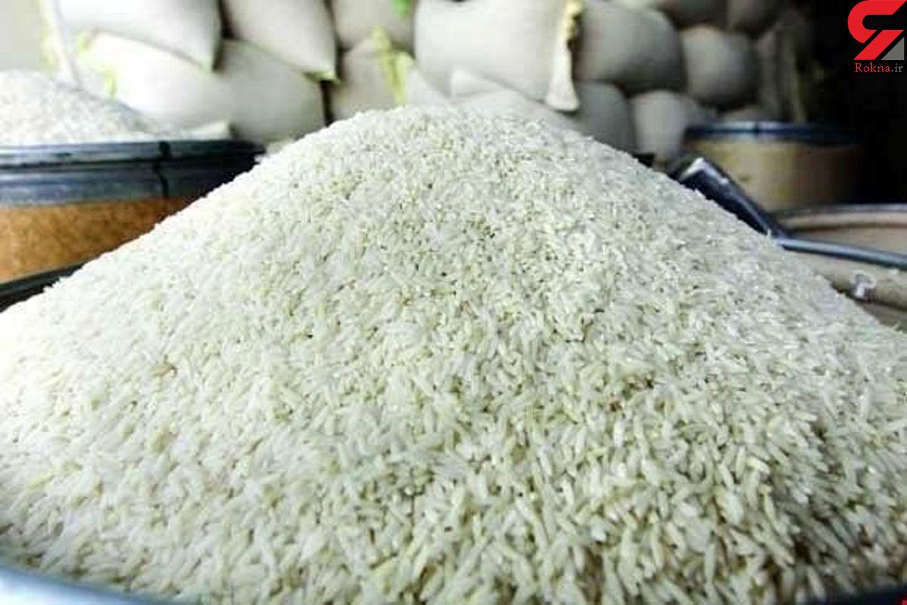 پاسخ گمرک به بانک مرکزی درباره برنجهای رسوبی
