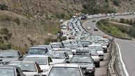وضعیت ترافیکی راههای کشور