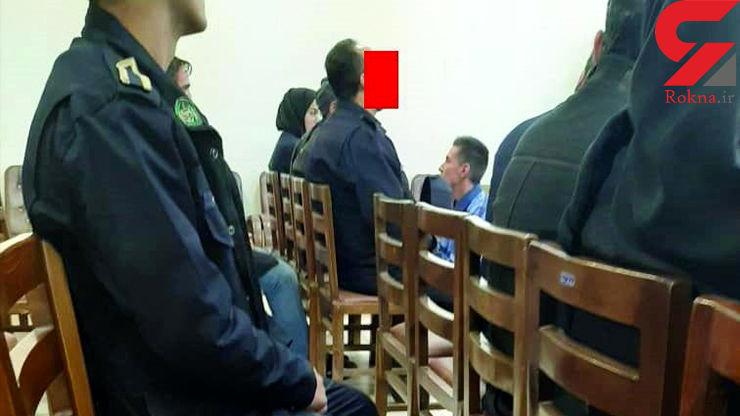 اعتراف هولناک به بریدن سر شوهر صیغه ای در تهران / عروس خائن اعتراف کرد + عکس