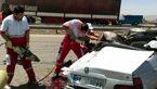 704 عملیات نجات برای نجات هزار مسافر گرفتار در خودروهای تصادفی