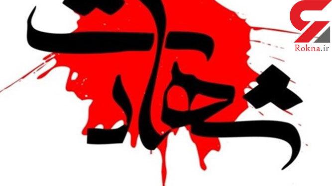 شهادت مامور پلیس در مهریز