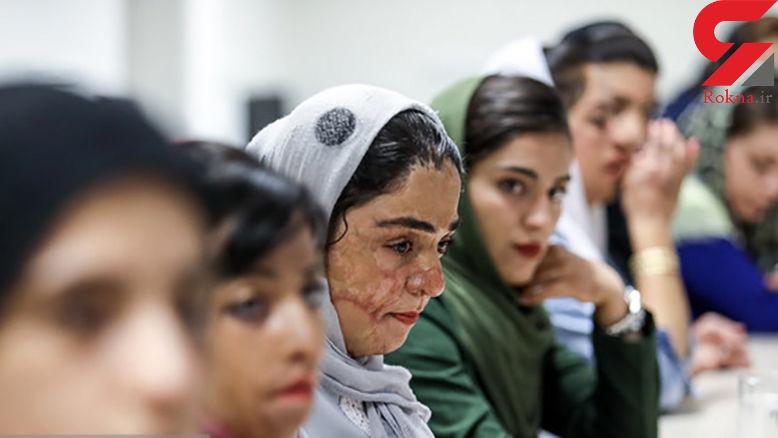 دختران شین آبادی کارت ملی ندارند! + عکس