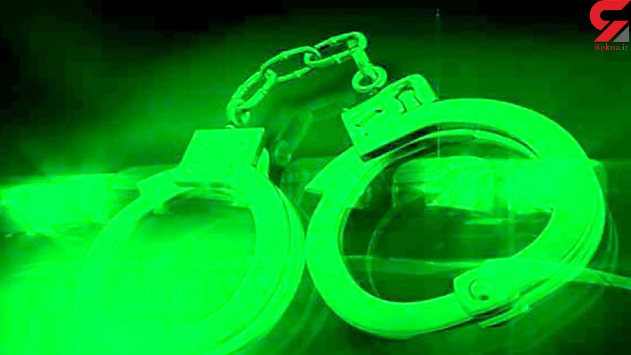 بازداشت سارق مغازه ها در اهر