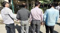راز عجیب 3 برادر عروس با داماد / مادر زن از هیچ چیز خبر نداشت ! + عکس و فیلم