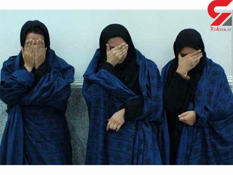 این 3 زن اتوبوس های بی آر تی تهران را نا امن کرده بودند/ نسا 60 سال دارد !