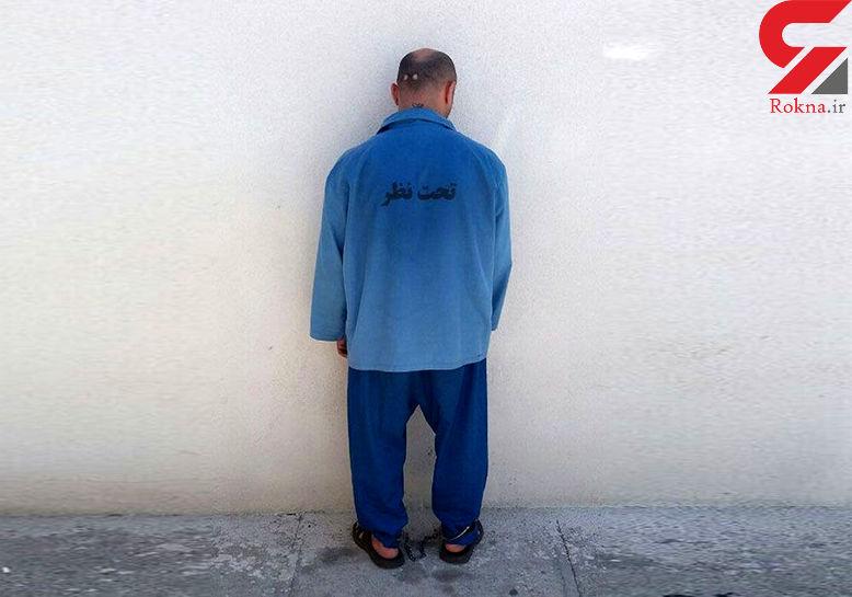 قاتل کتابفروش مهابادی هنگام فرار در مرز دستگیر شد +عکس