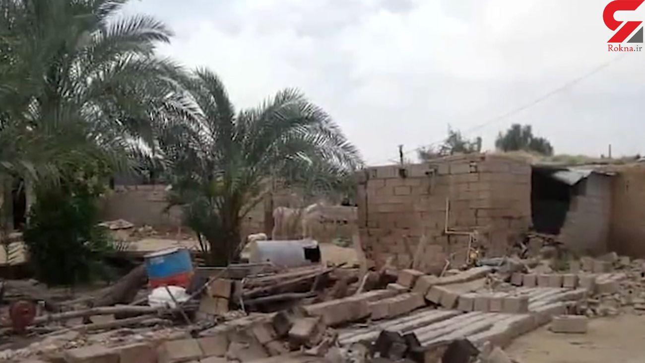 زلزله شدید بوشهر/  گناوه 15 بار لرزید + فیلم