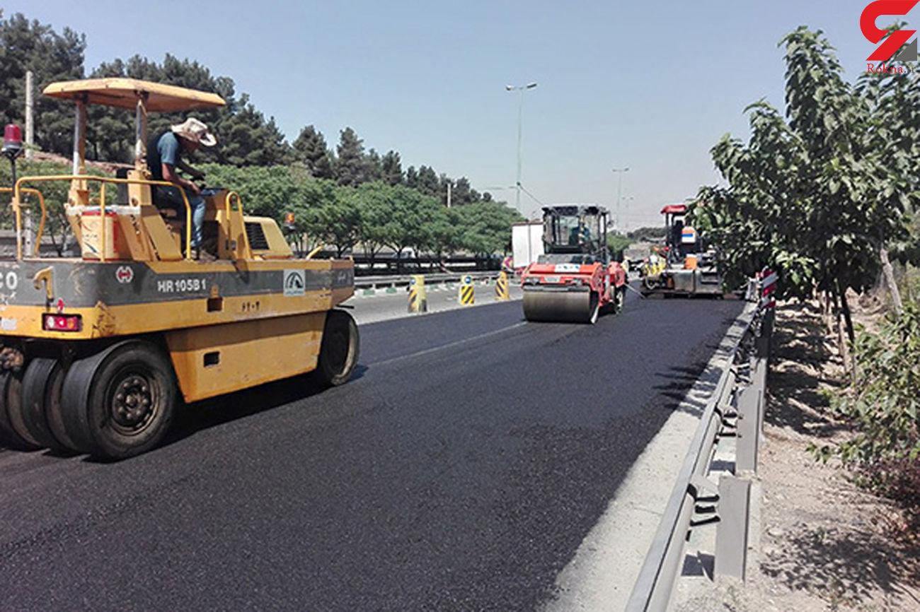 ۱۴۵ کیلومتر راه روستایی در استان اردبیل آماده آسفالت است