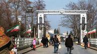 سهم ۲۵ درصدی ایرانیان از صنعت توریسم جمهوری آذربایجان