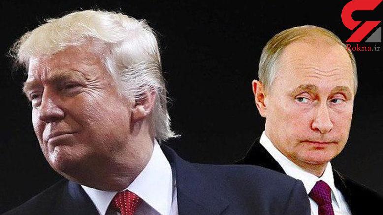 ترامپ از احتمال لغو دیدارش با پوتین خبر داد + عکس