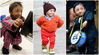 کوچکترین مرد جهان درگذشت + عکس