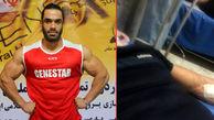بیماری عجیب هرکول تهرانی، او را از مسابقات جهانی حذف کرد / بهزاد دیشب تا صبح در بیمارستان بود!