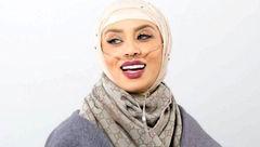 سلفی امیر کویت با دختر مشهور+عکس