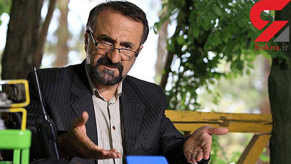 «مهران رجبی» جلوی دوربین «تیغ و ترمه» رفت