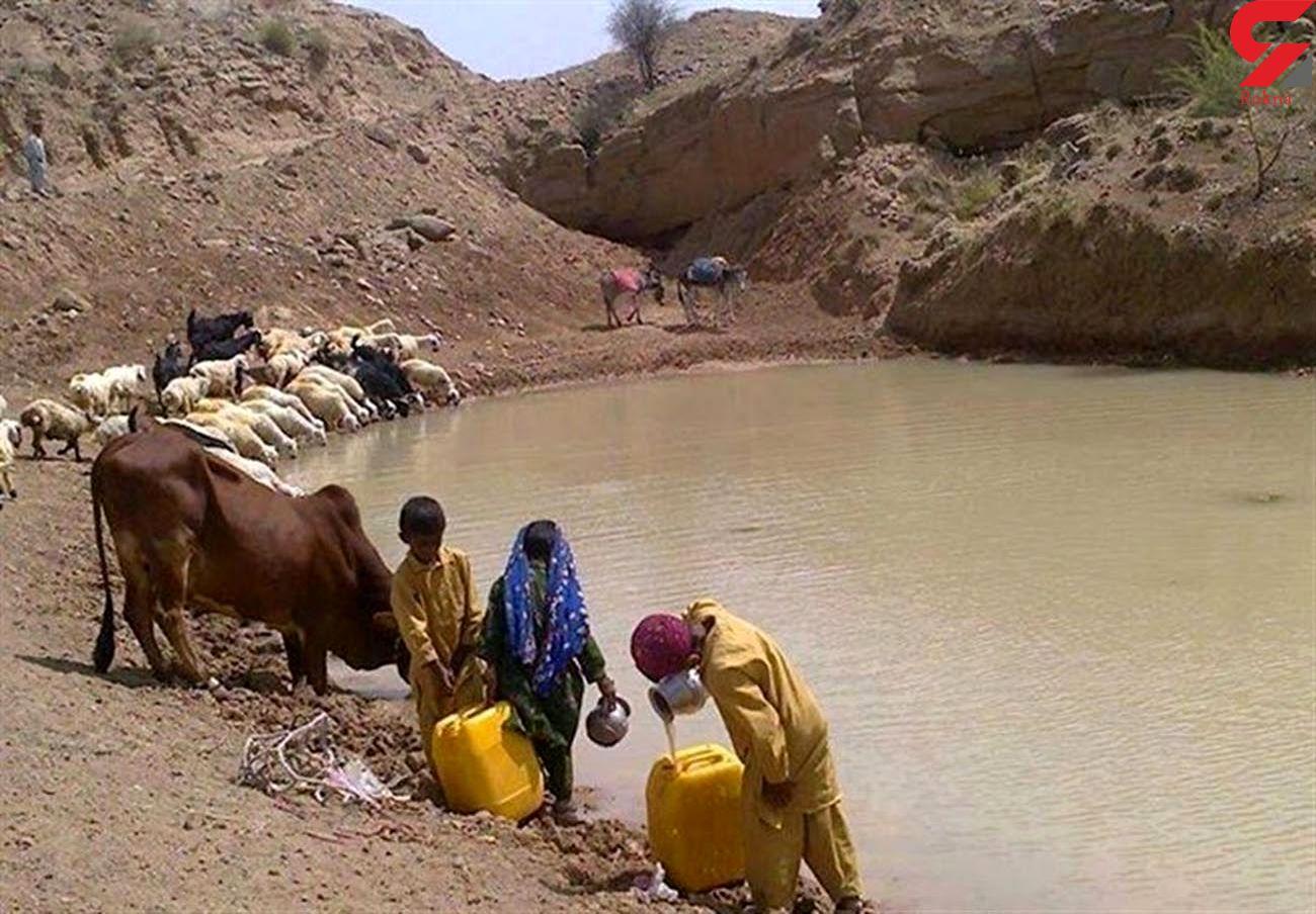 بیآبی در کنارک سیستان و بلوچستان