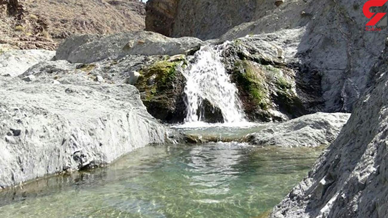 رودخانه نیکشهر جوان خرمآبادی را بلعید
