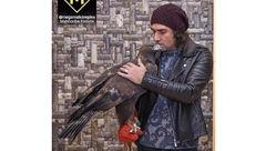 ماجرای عجیب عقاب اجارهای آقای خواننده+عکس