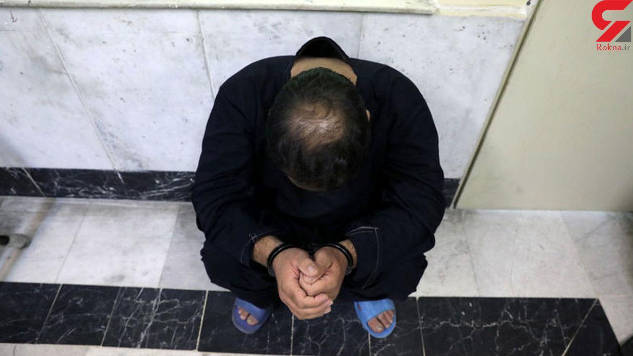 سارق اماکن خصوصی در دام پلیس تهران