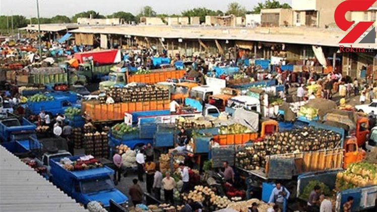 کاهش قیمت 10 محصول در میادین میوه و تره بار