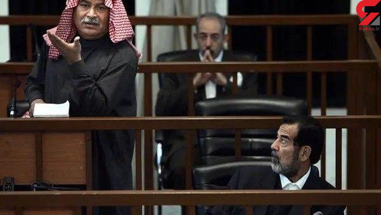 سلطان هاشم ، وزیر دفاع صدام در زندان درگذشت