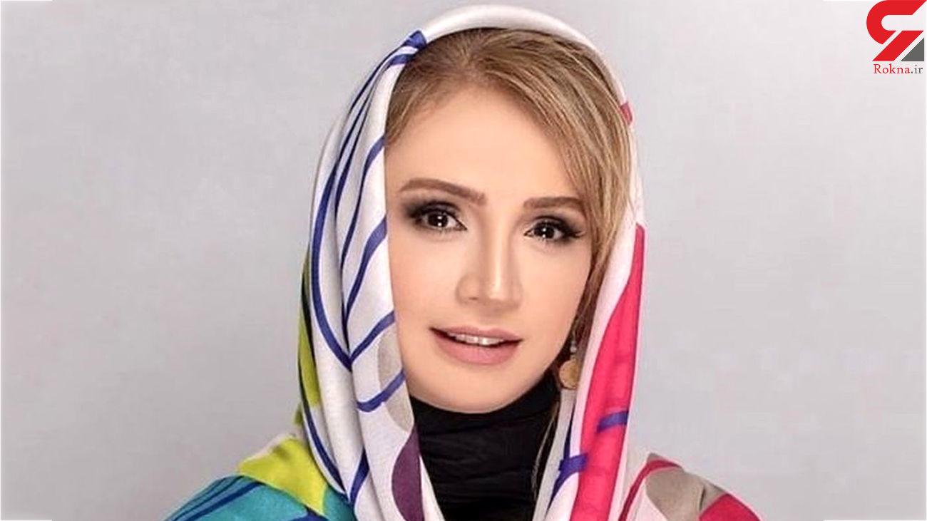 شبنم قلی خانی از وسط دو تکه شد + عکس باورنکردنی !