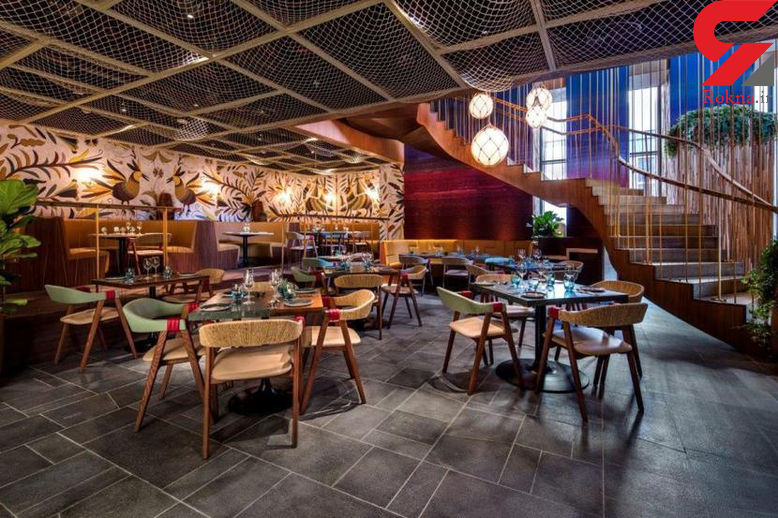 عجیب ترین منوی یک رستوران که  4 هزار متر بالای سطح دریاست!