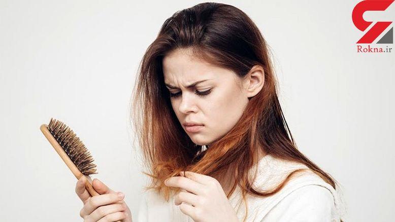 پرپشت شدن موها با فرمول تغذیه ای ناب