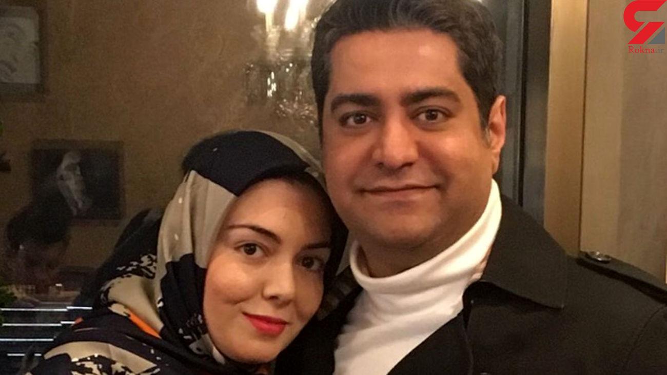 سجاد عابدی شوهر آزاده نامداری کیست؟ / او کجا بود؟!