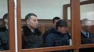 پنهان شدن یک شیطان در دستشویی دخترانه / دستگیری متهم هنگام عمل پلید+ فیلم / قزاقستان