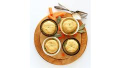 پای سبزیجات برای چاق ها+دستور پخت