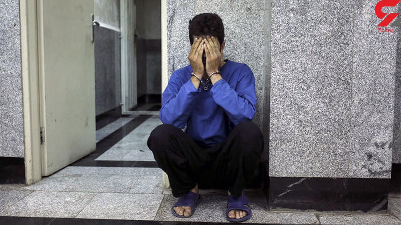 اعتراف سارق تهرانی به 75 فقره سرقت ضبط پژو 206
