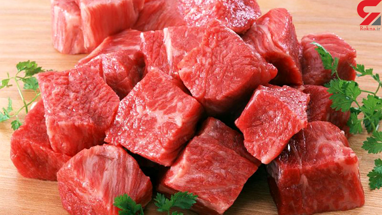 قیمت گوشت قرمز امروز سه شنبه 31 فروردین + جدول