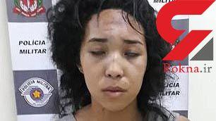 این دختر برادرش را از مرد بودن ساقط کرد!+ عکس