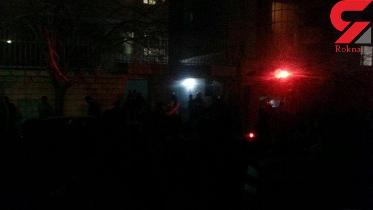 انفجار مرگبار موادمحترقه در مشهد یک خانه را به هوا فرستاد+ عکس