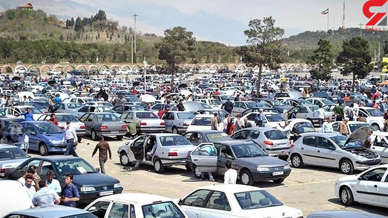 رونق در خرید و فروش خودرو در بازارهای غیررسمی