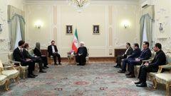 ایران آماده تقویت همکاری های اقتصادی و سیاسی با اتحادیه اروپا و از جمله بلژیک است