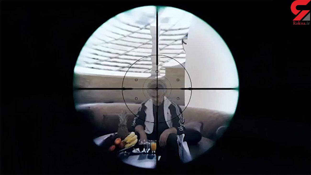 خاوری در کانادا کشته شد! / محمود خاوری کیست؟!+ فیلم لحظه شلیک گلوله !