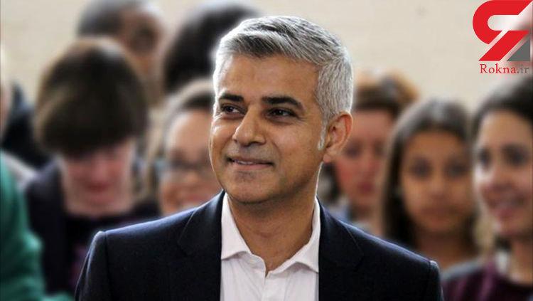 شهردار مسلمان لندن تهدید شد!