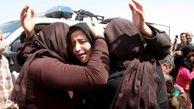 شجاعت یک دختر در برده فروشی داعشی های شکنجه گر! / شیرین را شلاق زدند ! + جزییات
