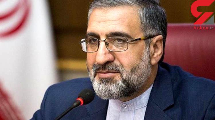 آخرین وضعیت پرونده روحالله زم/ تحقیقات تکمیلی پرونده سیف و عراقچی