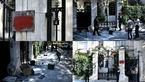 فوری / حمله گروهک کومله ها به سفارت ایران در پاریس + عکس