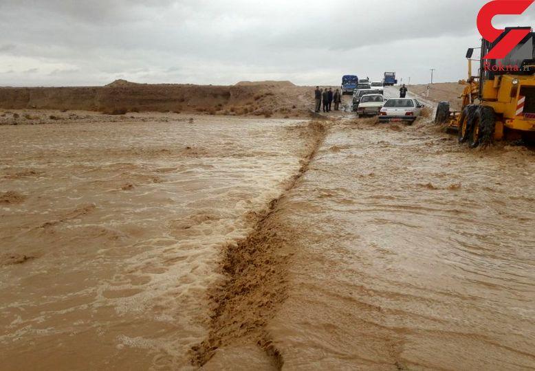 2 نفر در سیلاب خراسان جنوبی جان باختند