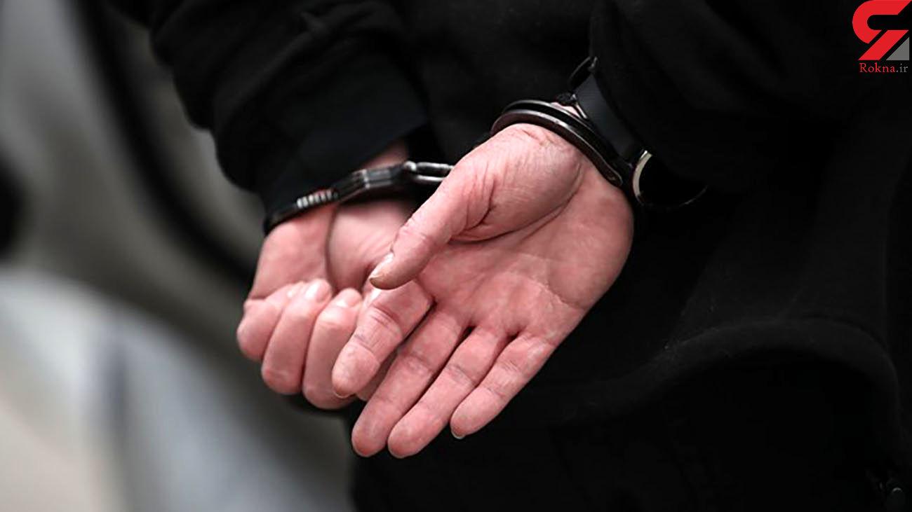 سرقت خودرو در مرخصی از زندان / سارق در زندان هم ادب نشد