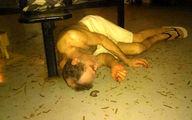 دردسر منتشر شدن تصاویر وضعیت هولناک زندانیان یک زندان +عکس